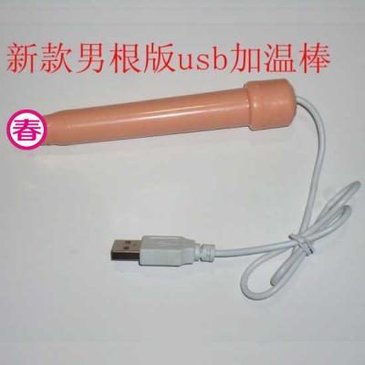 新款男根版USB加温棒