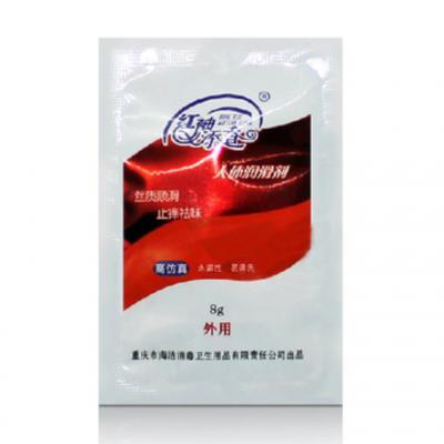 雅润红袖添香润滑液润滑油 8g一袋装
