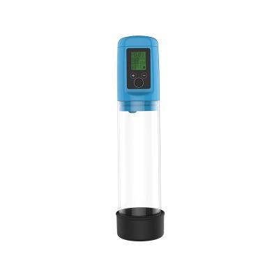 罗格-LG108液晶电动阴茎训练器