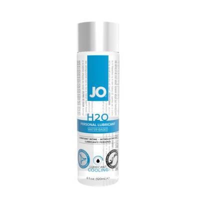 美国JO H2O水溶性润滑液(冰爽型)120ml