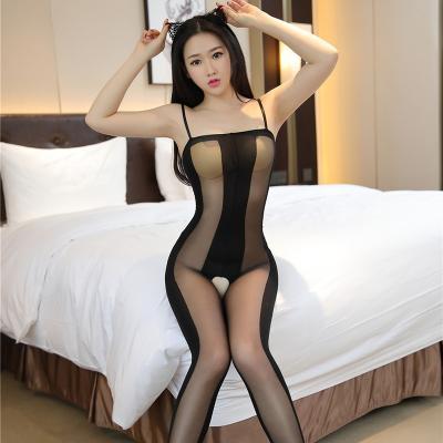 【情趣内衣】- 耶妮娅 连体镂空性感狂放网袜